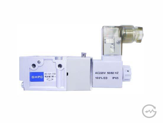 Distribuidor de válvula solenoide