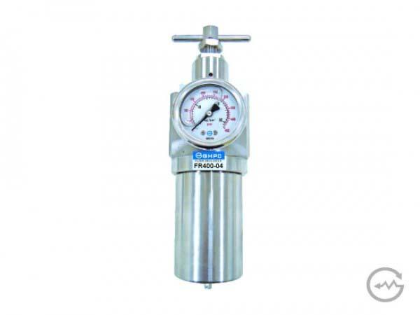 Filtro regulador de pressão