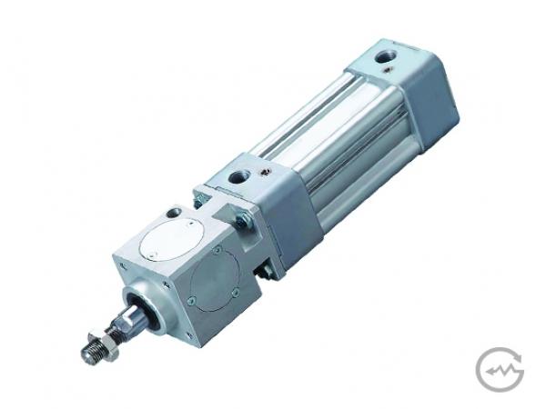 Atuador ISO15552 com Freio - Série CP2ML