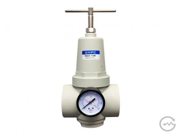 Regulador de Pressão, Alta Vazão - Série R600