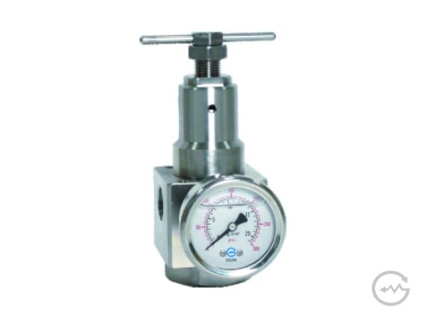 Regulador de Pressão Total INOX 316 - Série R_S