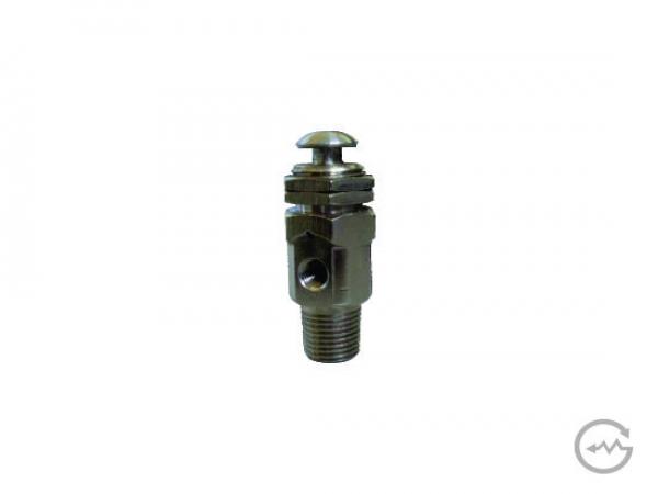Válvula Manual Miniatura 3/2 vias ou 5/2 vias - Série VMM