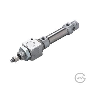 Atuador Pneumático ISO 6432 / CETOP RP52P com Freio - Série CSML
