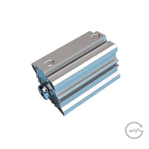 Atuador Pneumático Ultra Compacto, Haste Antigiro - Série CCMK