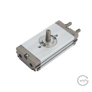 Atuador Rotativo de Pinhão e Cremalheira Compacto com Angulo de Rotação de 90° e 180° - Série CRQ