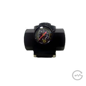 Regulador de Pressão Pilotado, Alta Vazão - Série R800P