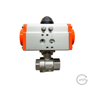Válvula de Esfera com Atuador - Série VEB