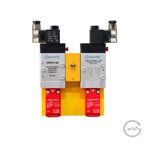 Válvula de Segurança para NR12 - Série VS_N12