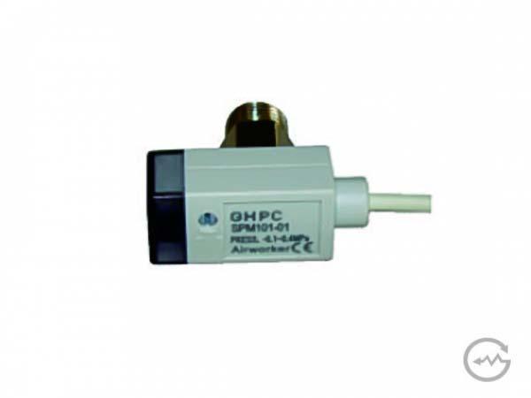 Fabricantes de sensores de pressão