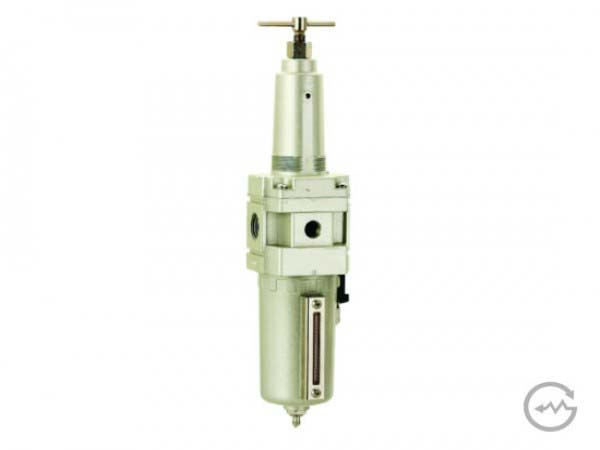 Filtro regulador de pressão distribuidora