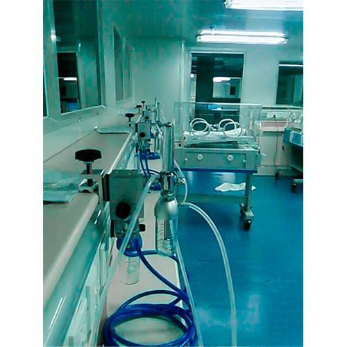 Misturador de ar e oxigenio