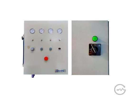 Painel eletropneumático