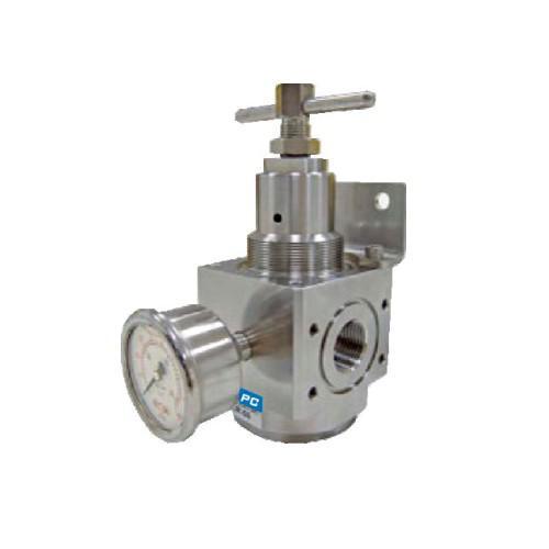 Regulador de pressão inox