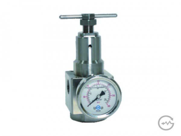 Regulador de pressão de precisão