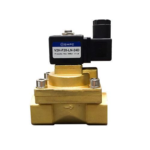 Válvula de alta pressão