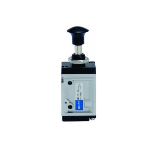Valvula pneumatica manual pressão