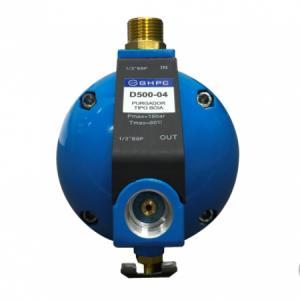 Purgador (Dreno) Automático de Alta Eficiência tipo Boia - Modelo D500-04