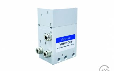 Válvula Bi Manual - Série VBM2-C04