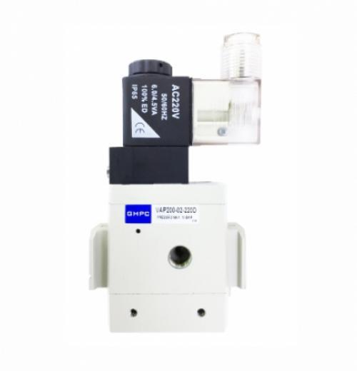 Válvula de Arranque Progressivo de Acordo com a Norma NR12 - Série VAP